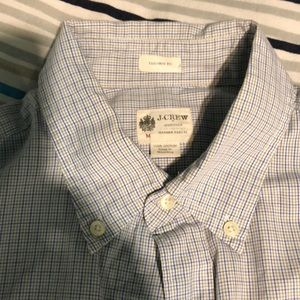J crew tailored fit